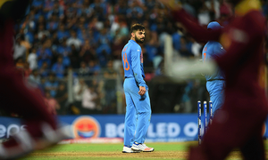 When India brought an end to West Indies supremacy