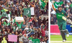 Pakistan keep hopes alive as gritty Babar leads comeback