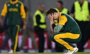 When miscalculation sent South Africa out of home World Cup
