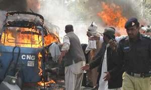 Balochistan: An easy target