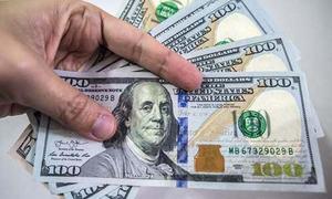 Rupee gains 3pc against dollar in interbank market
