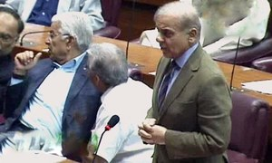 Opposition lawmakers to resign en masse from election rigging committee: Shehbaz