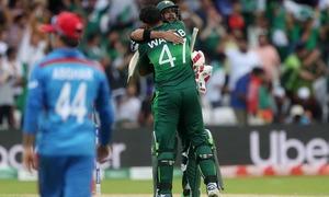 تجربے نے افغانستان کو شکست اور پاکستان کو جیت سے نواز دیا
