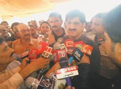 Federal govt has released Sindh's Rs505bn out of Rs665bn share, says Murad