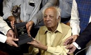 'دل دل پاکستان' کے خالق نثار ناسک چل بسے