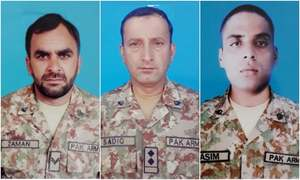 5 Pakistan Army soldiers martyred in explosion near LoC: ISPR