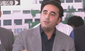 PTI govt snatching rights from people, says Bilawal