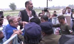 PML-N lawmakers not allowed to meet jailed leaders