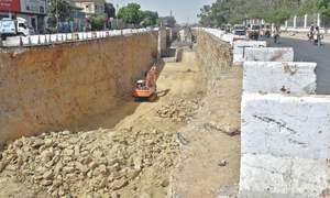 'Numaish-Municipal Park at-grade work to cause traffic congestion'
