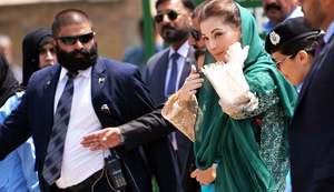 منڈی بہاالدین میں ہر صورت عوامی جلسہ ہوگا، مریم نواز