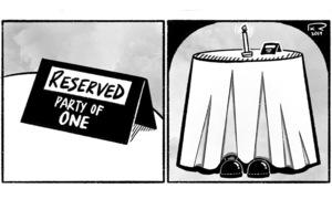 Cartoon: 7 July, 2019
