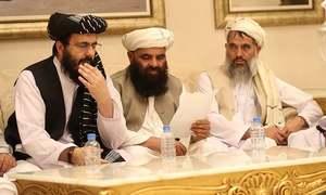 Afghan rivals continue talks in Qatar