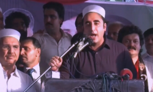PPP to defeat 'selected candidates' in KP polls: Bilawal