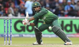 Sarfaraz has had a good run — but it's time to start anew