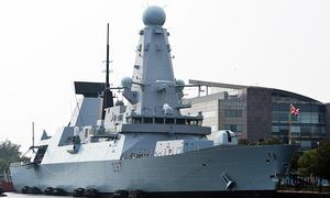 UK says sending second warship to Gulf