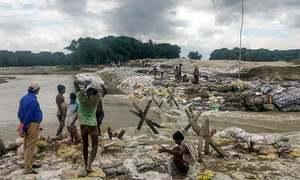 بھارت اور نیپال میں مون سون بارشوں سے تباہی، 40 افراد ہلاک