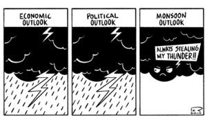Cartoon: 14 July, 2019