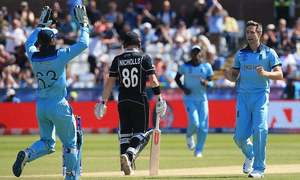 England, New Zealand seek redemption in Lord's showpiece