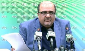 PM aide on accountability challenges Shehbaz to take him to court over The Mail news story