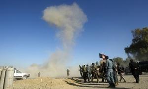افغانستان میں سڑک کنارے نصب بم کا دھماکا، 11 افراد ہلاک
