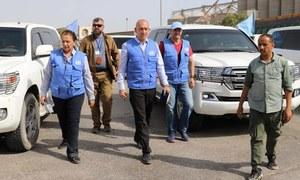 اقوام متحدہ کی اپیل پر یمن میں فریقین جنگ بندی پر متفق