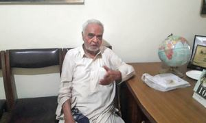 Veteran Pashto writer wants linguists to improve quality of research