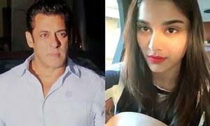 سلمان خان'دبنگ 3' میں خود سے 30 برس کم عمر لڑکی سے رومانس کریں گے