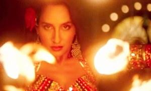 آگ کے ساتھ رقص کرنا آسان نہیں، نورا فتیحی