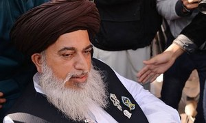 خادم حسین رضوی کی ضمانت کے خلاف پنجاب حکومت کی سپریم کورٹ میں اپیل