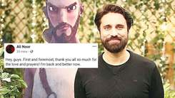 Ali Noor thanks fans for all the love and prayers