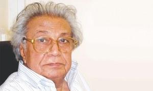 Poet Himayat Ali Shaer passes away