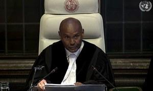 عالمی عدالت نے کلبھوشن کی بریت کی بھارتی درخواست مسترد کردی