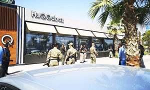 عراق میں ترک سفارت کار قتل