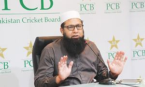 Inzamam keeps door open for new role after stepping down as chief selector