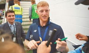 Stokes plays down redemption talk