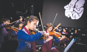 All-female Afghan orchestra members  go missing