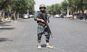 Blast near Afghan university kills 6, injures 27