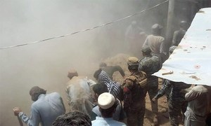 خیبر پختونخوا: بارش کے دوران مختلف حادثات میں 8 بچوں سمیت 14 افراد ہلاک