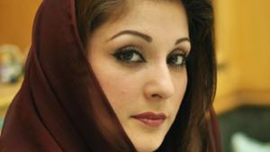 Maryam Nawaz let her clothes do the talking in a Free Nawaz kurta
