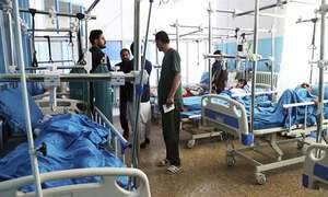 Afghan Taliban say Swedish charity can re-open Afghan clinics