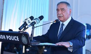 Judiciary, police can't work without each other: CJP Khosa
