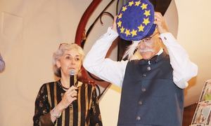 EU ambassador hosts farewell reception