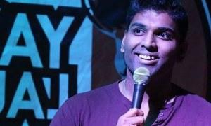 دبئی: بھارتی کامیڈین اداکاری کرتے وقت دل کا دورہ پڑنے سے فوت