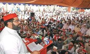 ANP leader rejects results of tribal districts poll