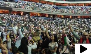 جب امریکا میں عوام کے جم غفیر نے وزیراعظم عمران خان کو خوش آمدید کیا