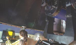 Suparco gives Karachi University modern telescope worth Rs6m