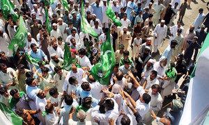 لاہور: ضلعی انتظامیہ کا اپوزیشن کو مال روڈ پر احتجاج کی اجازت دینے سے انکار