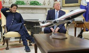 وزیرِِاعظم عمران خان نے دورہ امریکا سے کیا کچھ حاصل کیا؟