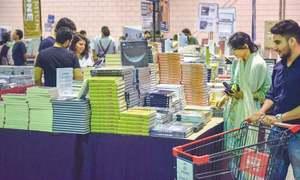 کراچی میں پہلی بار 24 گھنٹے جاری رہنے والا 11 روزہ کتب میلہ