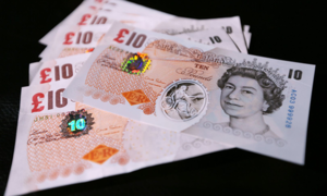 Sterling edges lower after EU says Brexit deal only possible one